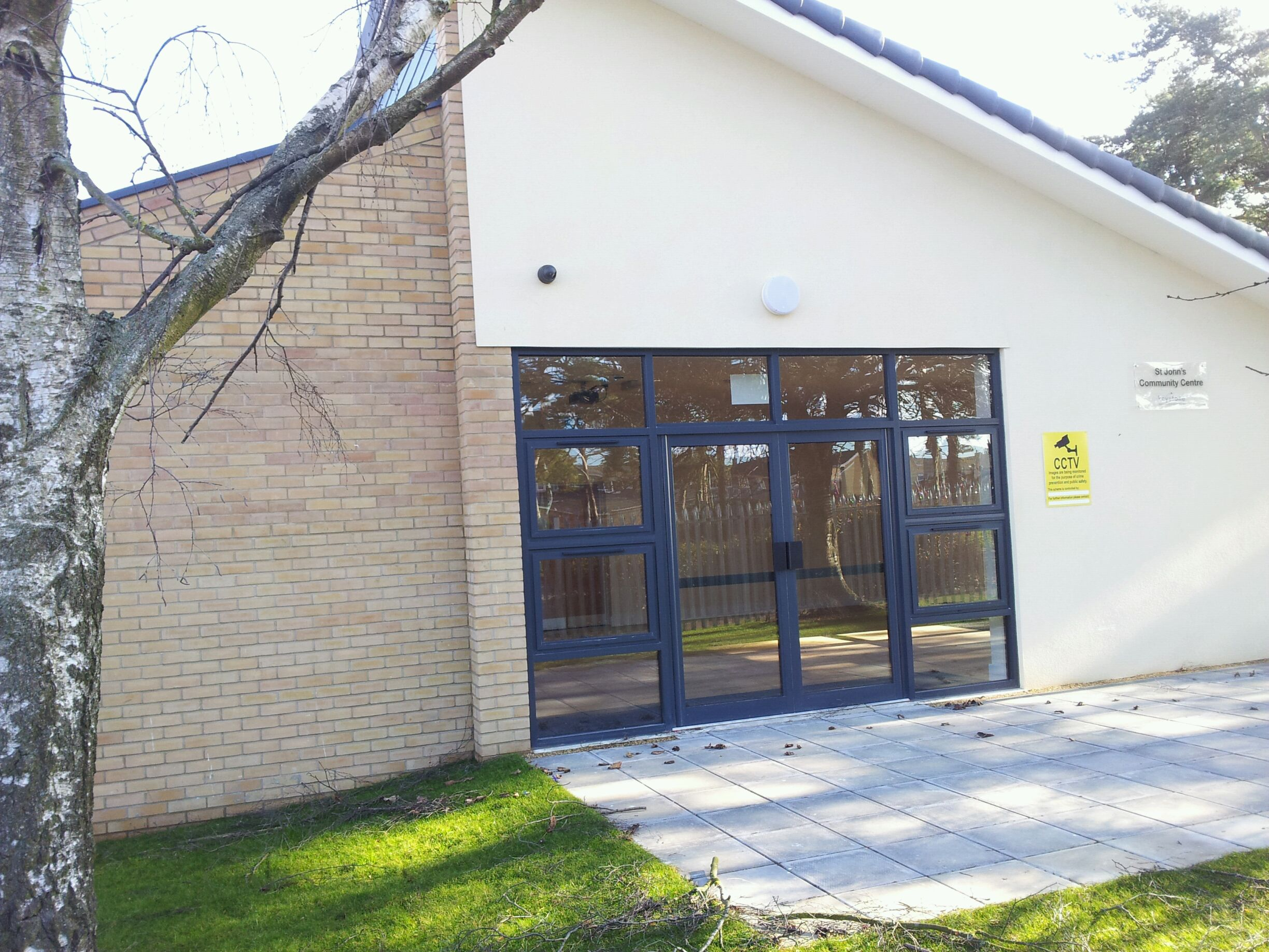 St Johns Community Centre