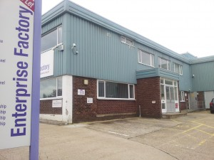 Commercial Factory space Thetford