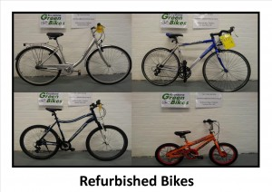 Refurbished Bikes