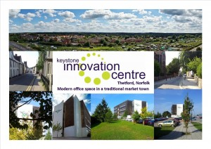 Keystone Innovation Centre, Modern office space in Thetford