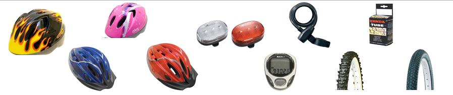 Bicycle parts and accessories for sale in Thetford