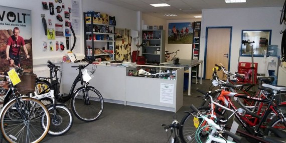 Bike Shop York Way